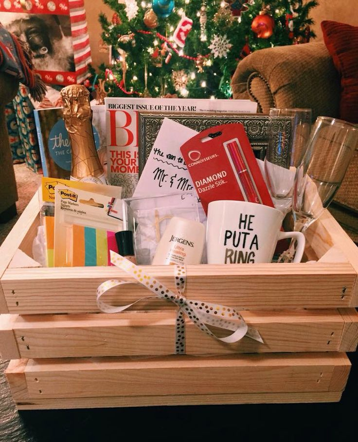 Basket for bride
