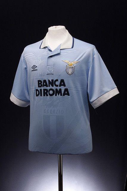 SS Lazio Football Shirt 1992-1993   by umbrofootball