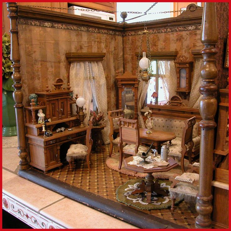 4681 Best 1:12th Scale Dollhouse Miniatures Images On