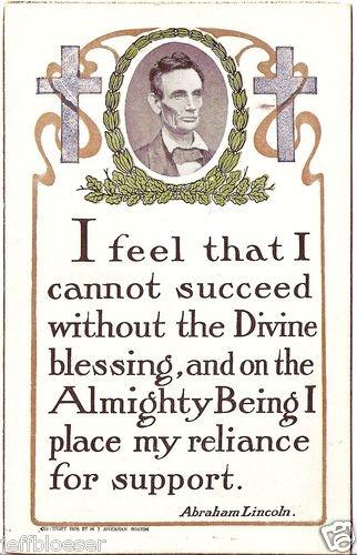 PEO-Abraham-Lincoln-Memorial-Post-Card-President-Centennial-Memorial-Celebration
