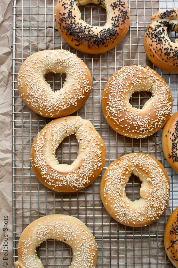 Homemade Bagels. Yes, you can make them at home.
