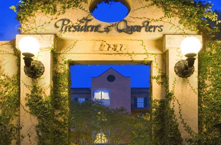 The Presidents' Quarters, an Historic Savannah Inn in Savannah, Georgia | B&B Rental