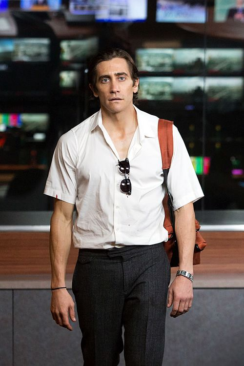 Nightcrawler (2014) - has a very 70s/auteur feel. An effective look at modern media with a heck of a creepy central performance from Jake Gyllenhaal