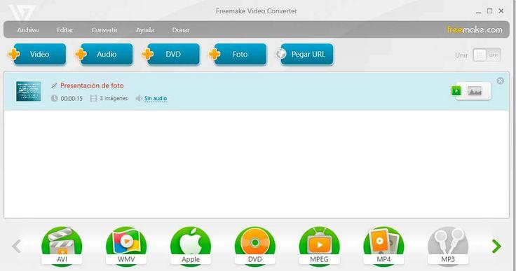 FREEMAKE – PROGRAMA PARA CONVERTIR Y EDITAR VIDEOS http://pixelcoblog.com/freemake-programa-gratis-para-convertir-y-editar-videos/