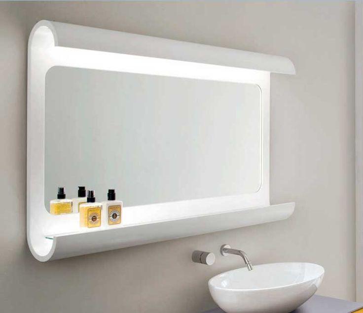 Более 10 лучших идей на тему «Wc spiegel» на Pinterest - lampen für badezimmerspiegel
