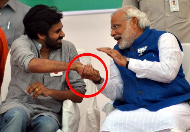 #PawanKalyan gets secret message from #Modi http://goo.gl/EGzaBZ  http://www.thehansindia.com/posts/index/2014-08-24/Pawan-Kalyan-gets-secret-message-from-Modi-105882