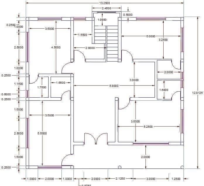Standard House Plan Collection Engineering Discoveries House Plans Unique House Plans My House Plans