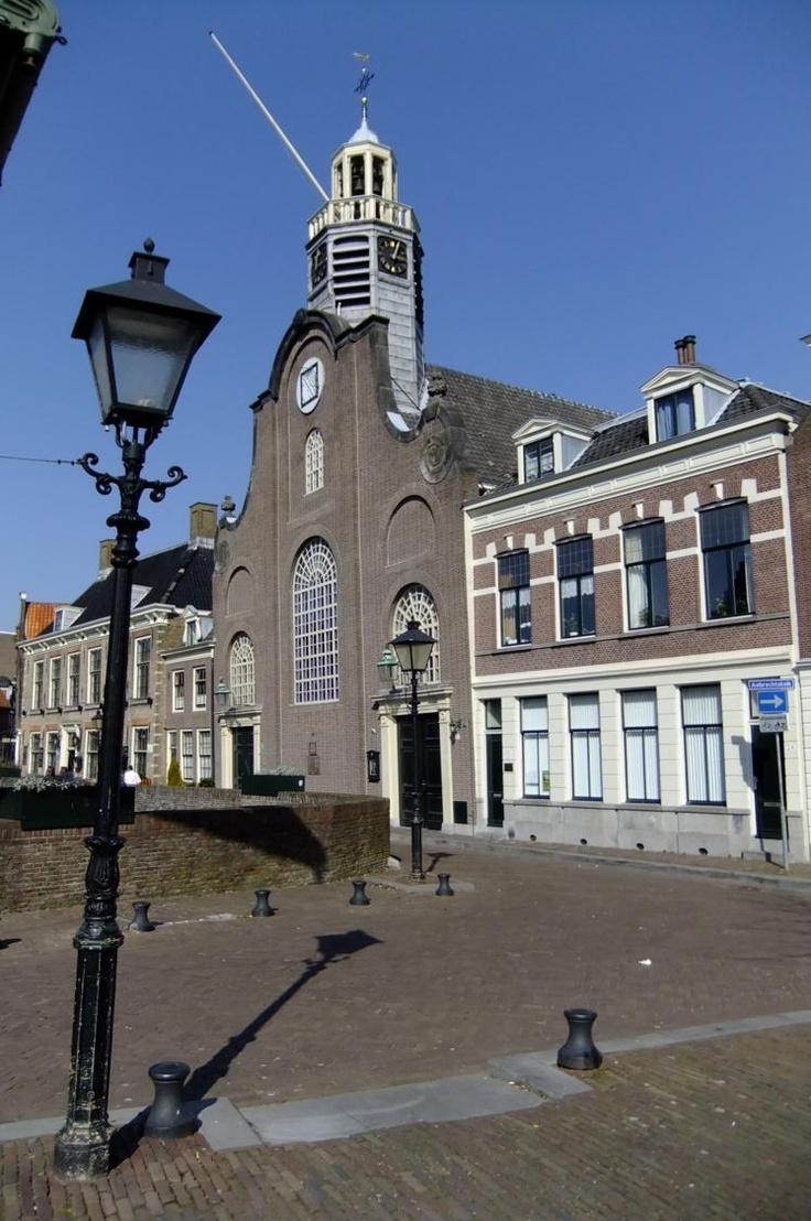 Pilgrim Fathers Church, Voorhaven - Rotterdam, Delfshaven