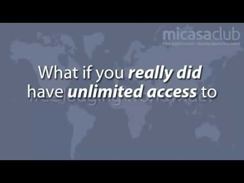 Micasa Club 2014 - Earn US100 per Upgrade! Working Travel with Micasa Club
