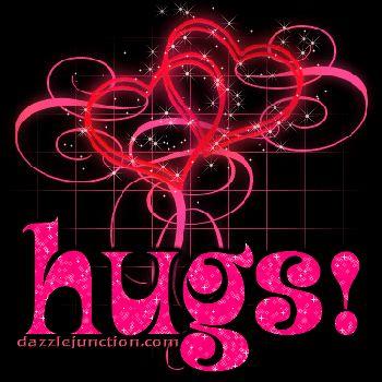 """A hug is like a boomerang - you get it back right away."" ~Bil Keane"