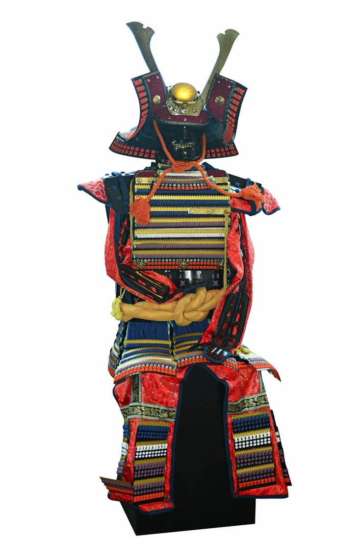 Japanese Samurai Armour Decoration / The Oriental Shop Sale