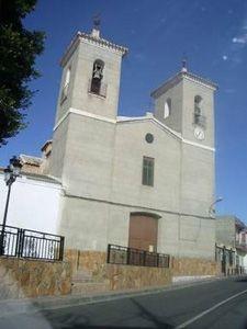 Iglesia De Sta Maria De Nieva En Huercal Overa Almeria
