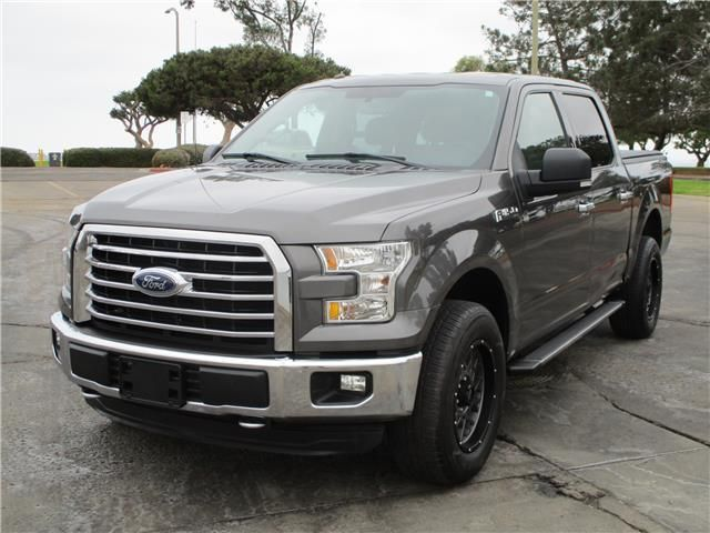 F 150 Xlt 2016 Ford F150 Xlt Fx4 4wd Clean Title Factory Warranty