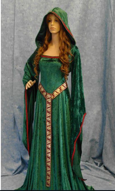 Medieval Wedding Dresses www.disfracesgamar.com Vestidos ...