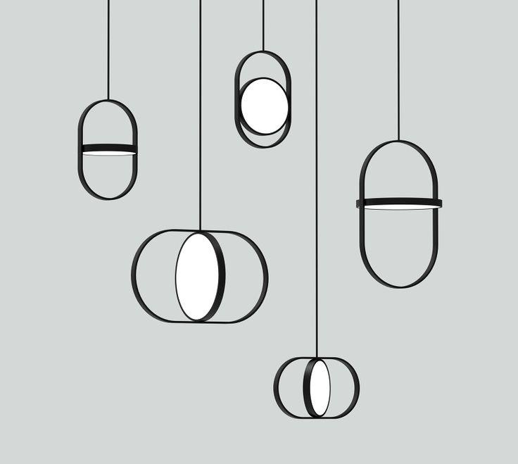 YUKONA — vurnii:   Kuu Reversible Pendant Lights See also: ...