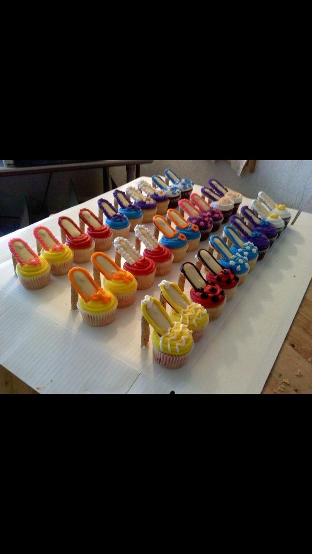 Cupcake traktatie