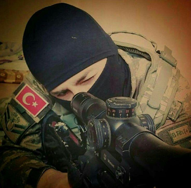 Turkey special Operation Police-PÖH- ~(Sniper)~