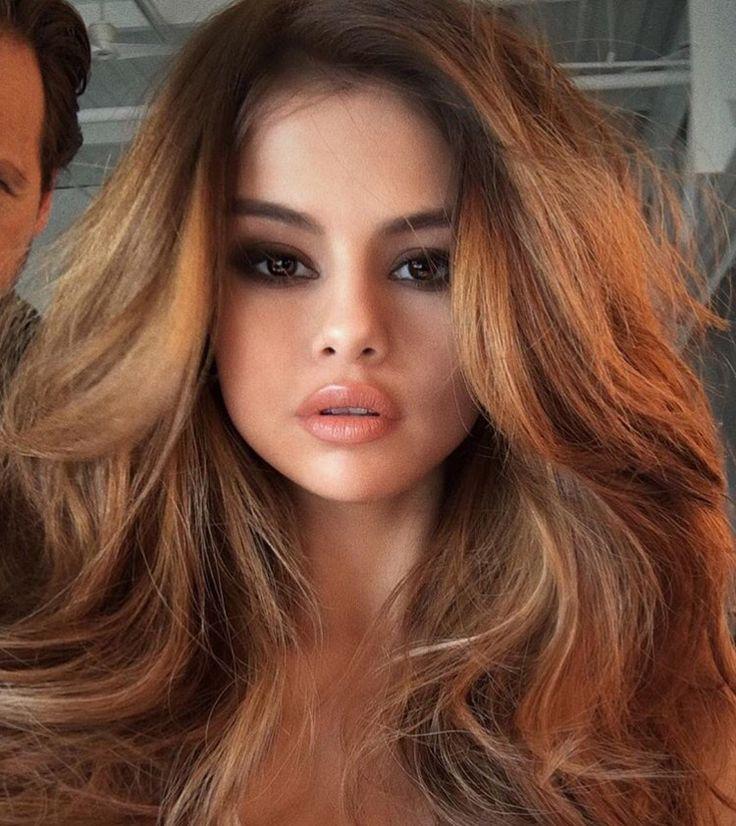 Selena Gomez by Hung Vanngo Makeup