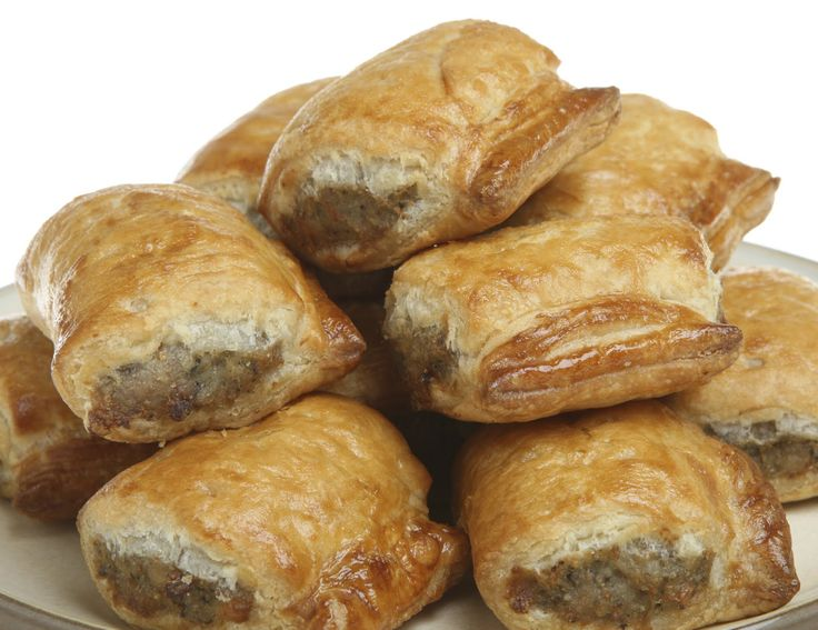 PARTIES4ME: The Best Sausage Roll Recipe, I'll Auntie Su them with cream cheese instead of tomato sauce