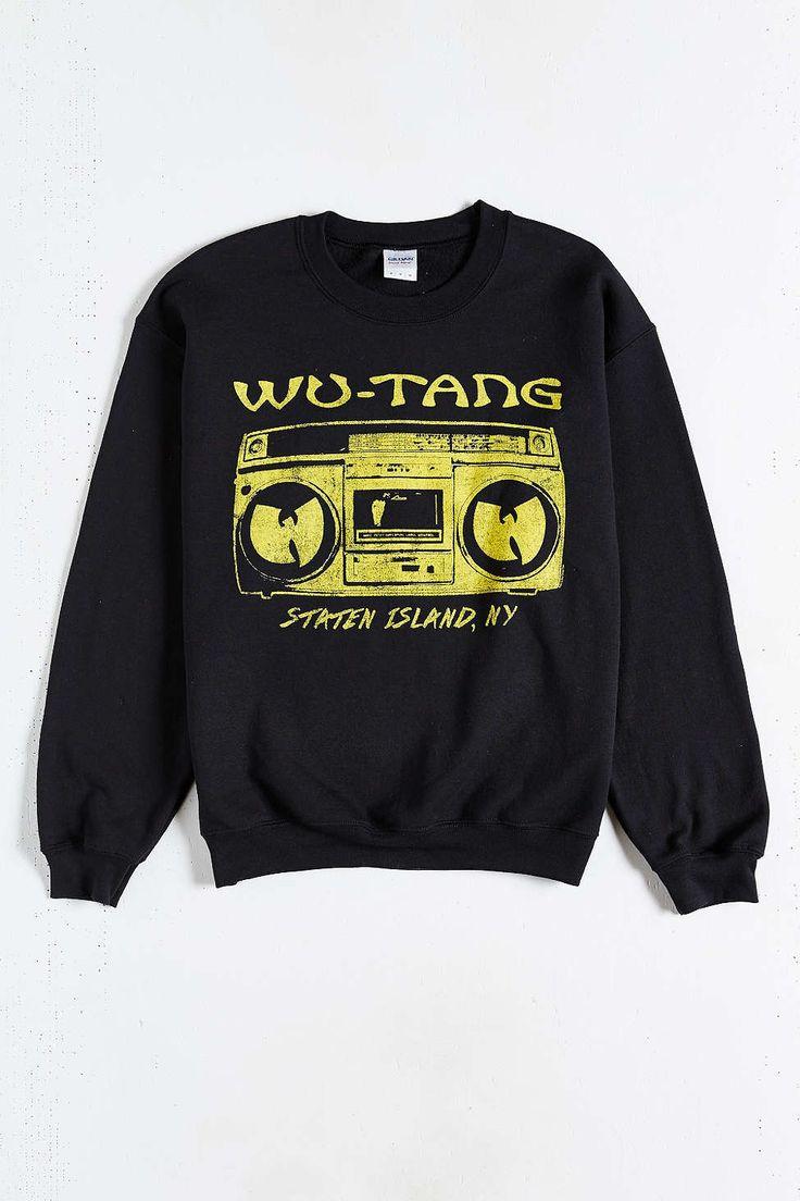 Wu-Tang Clan Boom Box Sweatshirt