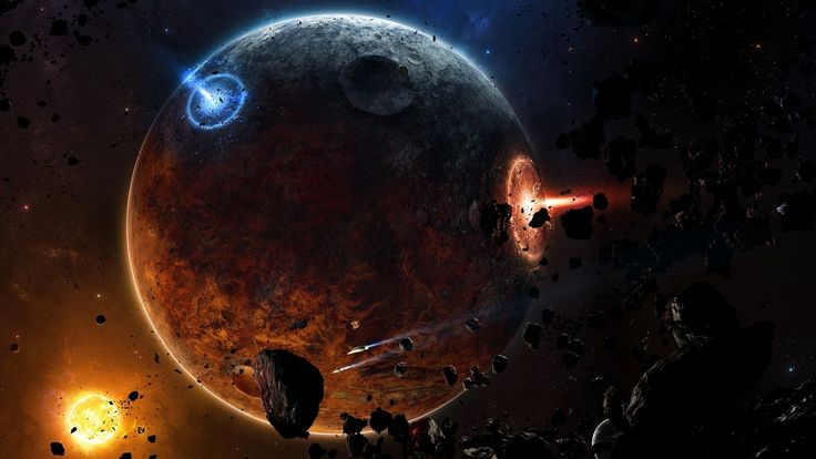 space asteroids hd wallpaper is an HD wallpaper posted in Space category. You can edit original image, you can download free covers for Facebook, Twitter or Google Plus or you can choose from download links resolution of the wallpaper that fit on your display.