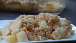 Croustade aux pommes | .recettes.qc.ca
