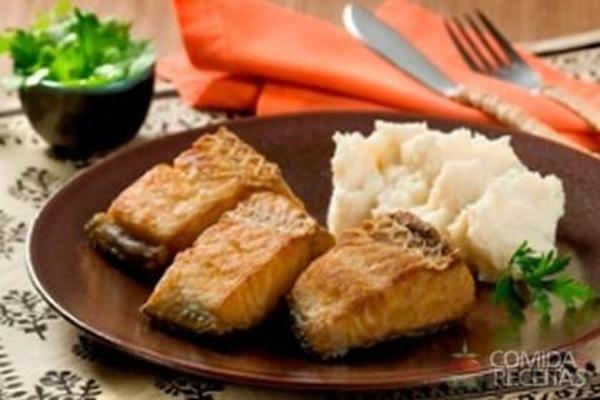 Receita de Costela de tambaqui na brasa em receitas de peixes, veja essa e outras receitas aqui!