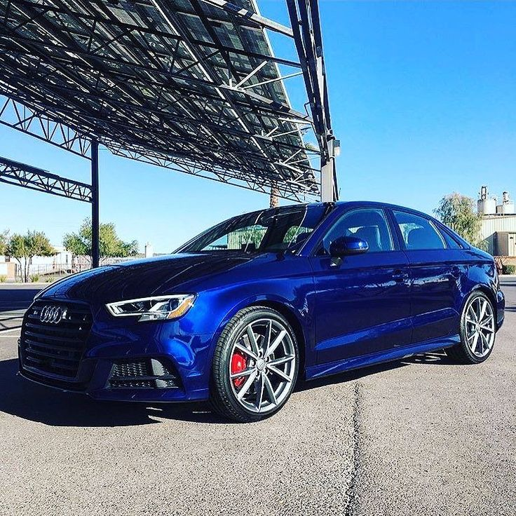 What a surprise: #Navarrablue S3 sedan looks spectacular - Audi S3 ---- oooo #audidriven - what else @audihendo ---- #Audi #S3 #4rings #AudiS3 #quattro #S3sedan #AudiS3sedan #igersvienna #drivenbyvorsprung #quattroGmbH #blueS3 #blueAudi #blue #audicolor #carinstagram #car #cars #instacar #instacars