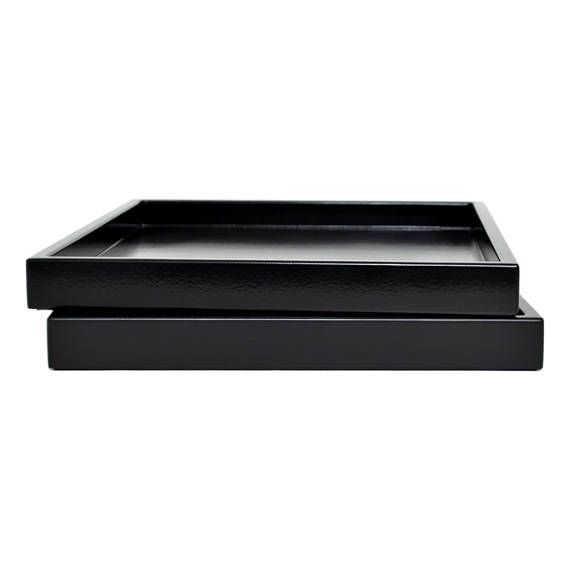 Decorative Tray For Coffee Table Lacquer Wood Serving Tray Coffee Table Tray Ottoman Tray Black C Ottoman Coffee Table Tray Coffee Table Tray Black Ottoman