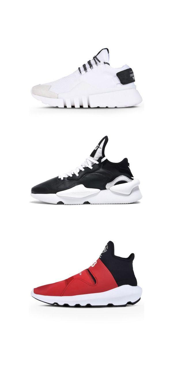 16043f65815a3d Die Sneaker von Y-3 sind ein Geheimtipp