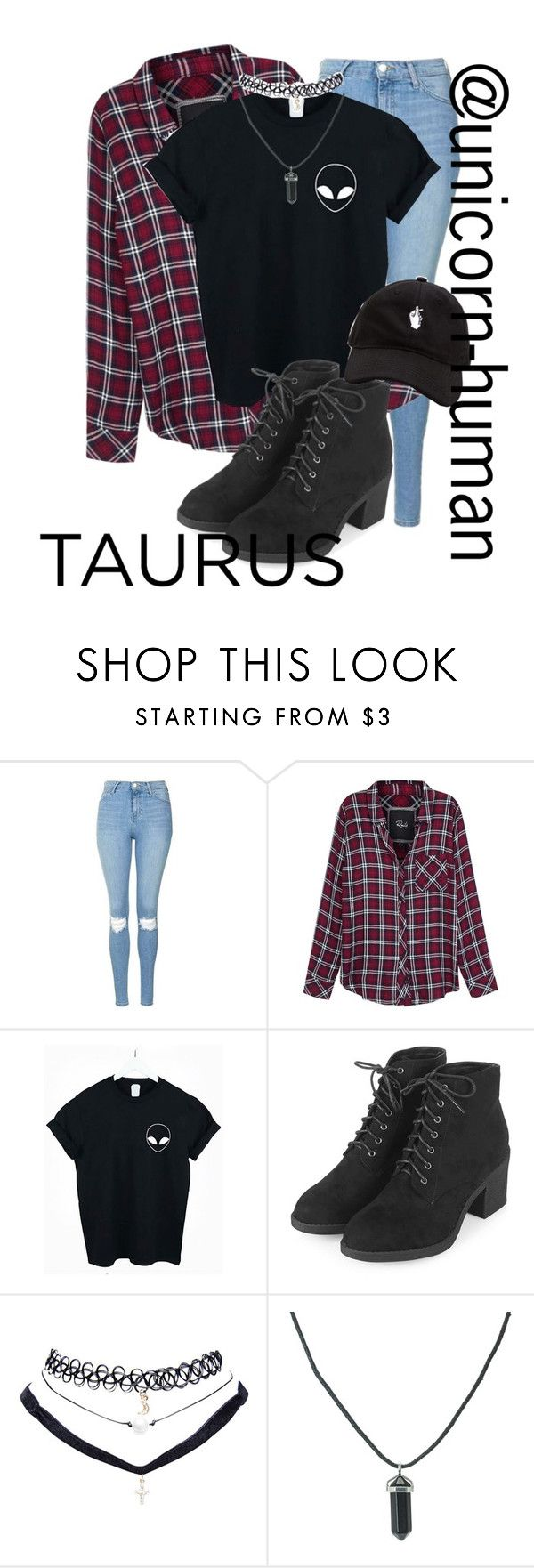 """Untitled #1697"" by unicorn-human on Polyvore featuring Topshop, Rails, WithChic, Wet Seal, fashionhoroscope and stylehoroscope"