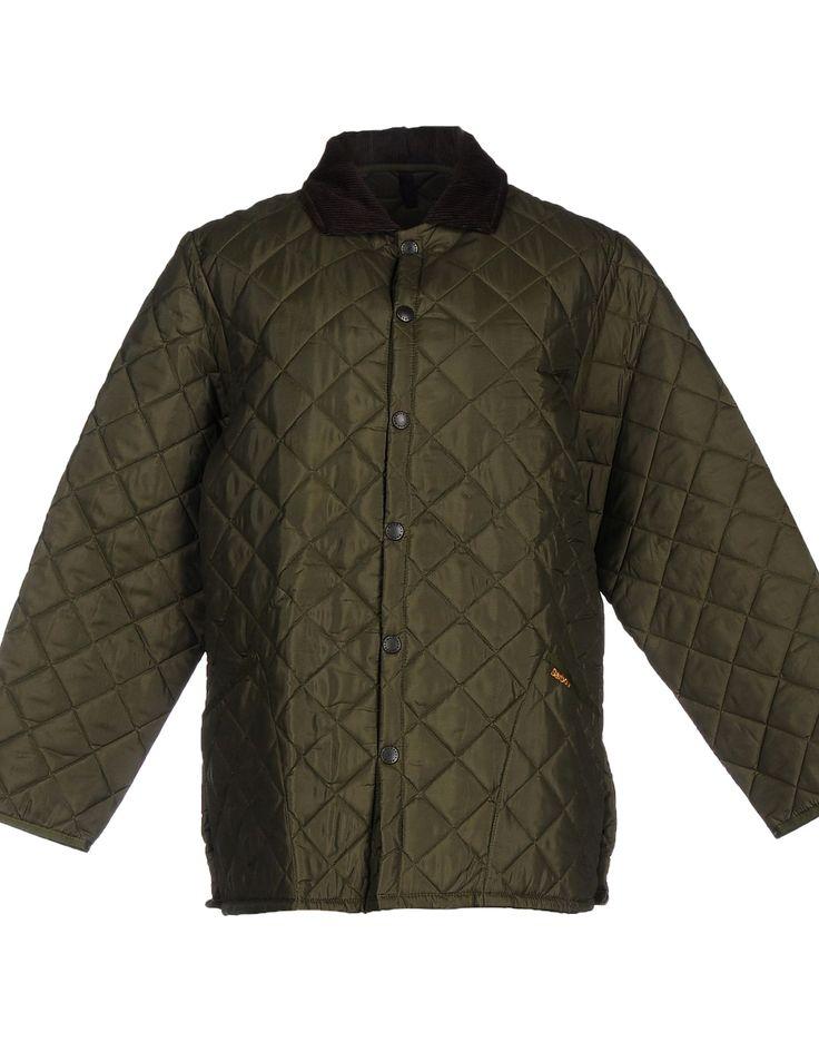Barbour Куртка Для Мужчин - Куртки Barbour на YOOX - 41643657JG