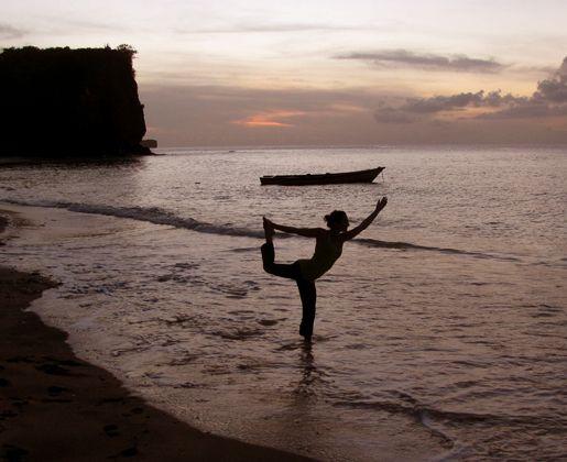 LaLuna | Grenada Hotel Resort & Spa, daily yoga on the beach....ommmm