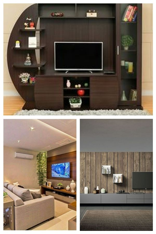 Modern Tv Showcase Design In Hall Google Search Showcase