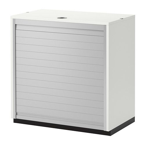 GALANT Armario de puerta persiana IKEA Incluye 10 años de garantía. Consulta las condiciones generales en el folleto de garantía.