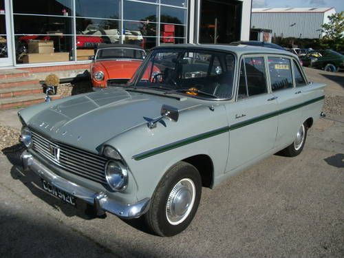 Hillman super minx (1965) (picture 1 of 6)