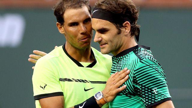 Qui talonnera Wawrinka? Federer ou Nadal?
