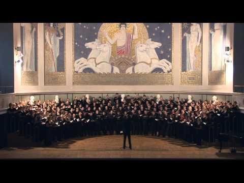 (1) Mendelssohn - Abschied vom Walde (UniversitätsChor München) - YouTube