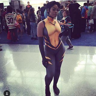 Character: Vixen | Cosplayer: Sun_Z | Series: DC Comics