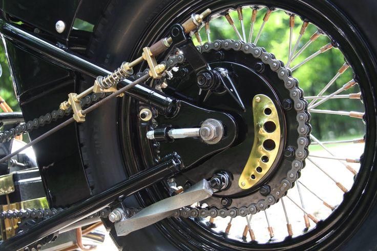 Custom brake stay - custom braking - custom brake vent...