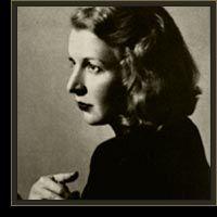 Martha Gellhorn ... Novelist, essayist, journalist, war correspondent. One of my role models.