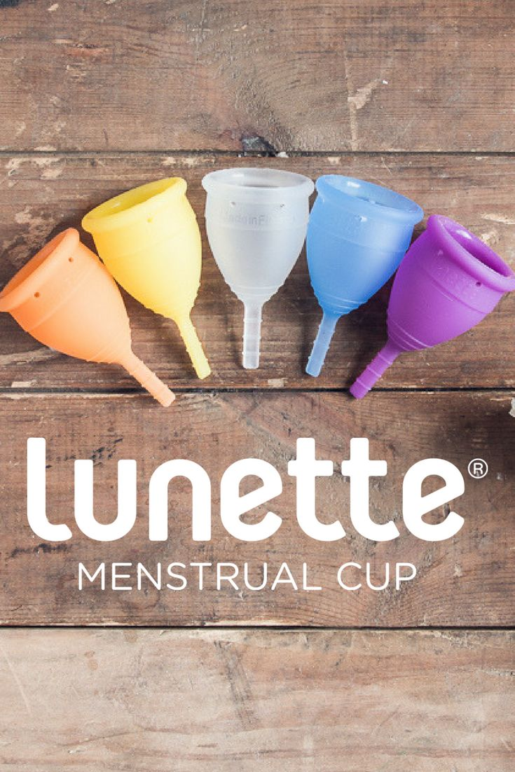 The Lunette Menstrual Cup: Sustainable + Attainable Period Care