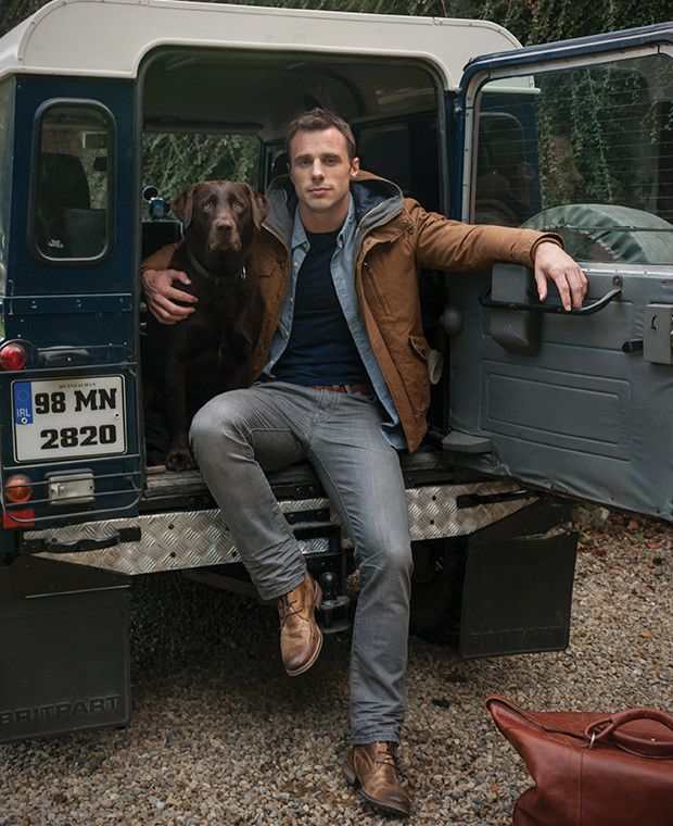 Irish Rugby player Tommy Bowe has launched his first clothing line | XVKings