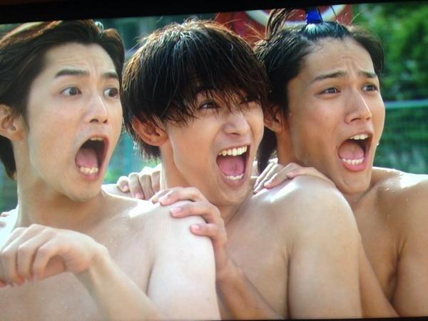 """Yudai Chiba, Ryo Yoshizawa, Taishi Nakagawa, J drama, sports comedy, """""""