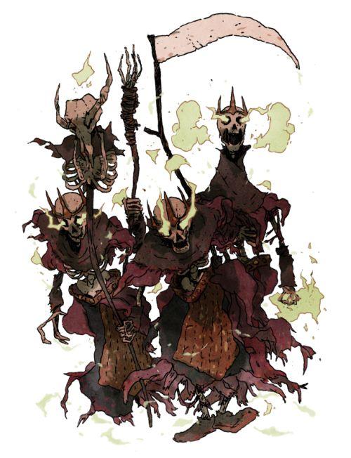airfortress:Skeleton Lords from Dark Souls II other dks II bosses here: last giant pursuer dragonrider olddragonslayer flexile sentry ruin sentinels lost sinner belfry gargoyles