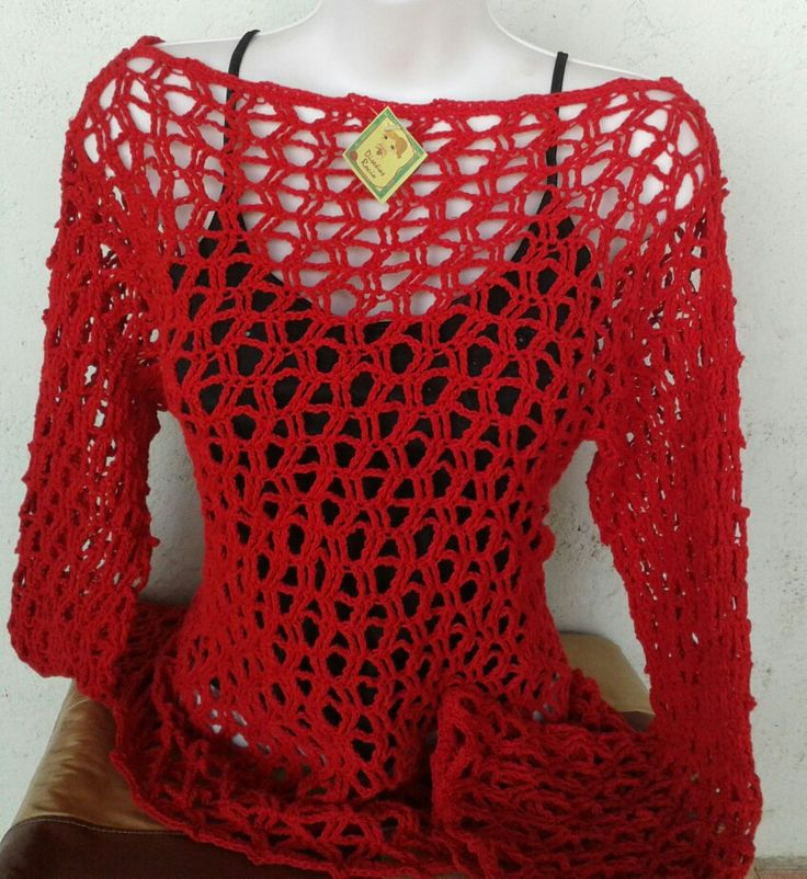 Diseños Rocío.... mis tejidos a crochet 0424 2123796