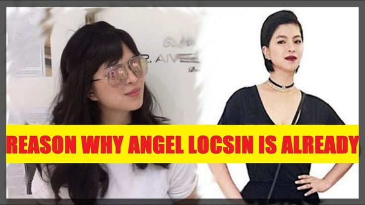 Real Reason Why Angel Locsin Is Already Wearing A Wig