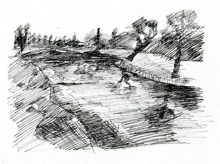 River by Julie Čermáková