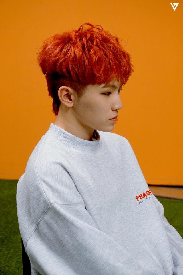 Woozi's profile though  #Seventeen #SEVENTEENleaders