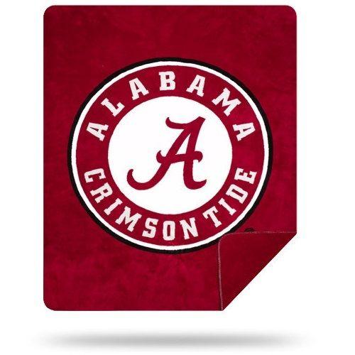 Alabama Crimson Tide Luxurious Stadium Blanket | Elite Team | 087918LA